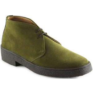 Sanders Luther in moss green