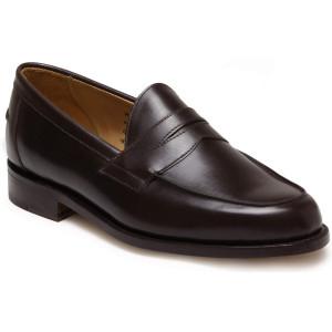 sanders madrid dark brown