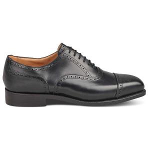 Trickers-Kensington-black-calf-side