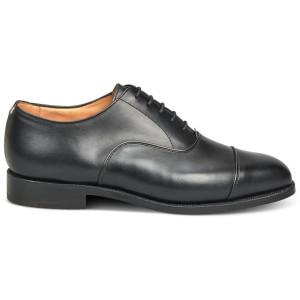Trickers-Regent-black-calf-side