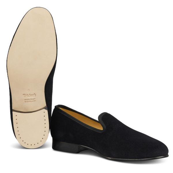 Trickers-churchill-black-sole