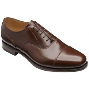 loake 200 shoes brown