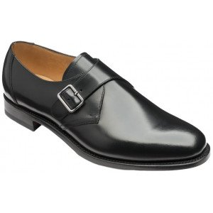 loake 204 shoes black