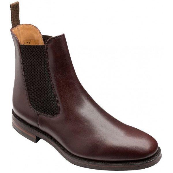 loake blenheim brown
