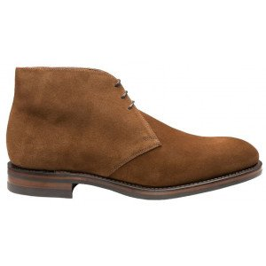 Loake Kempton in Brown Suede - Size 6.5 and 8 only-13123