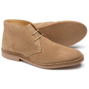 loake sahara sand suede boots