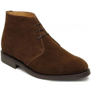 Sanders Holborn in Polo Snuff Suede-0