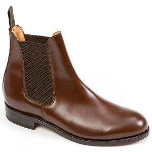 Sanders Chelsea boot brown