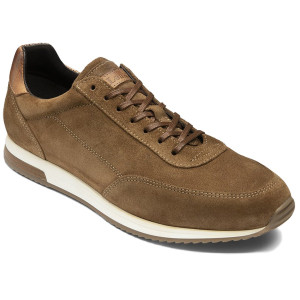Loake Bannister tan suede