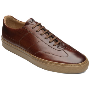 Loake Owens chestnut brown