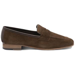 Loake-Darwin-dark-brown-suede-side