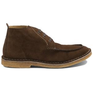 Loake-daniels-dark-brown-suede-side