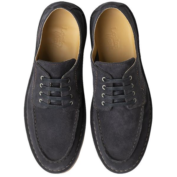 Loake-Jimmy-navy-suede-above