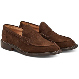 Trickers-James-chocolate-suede