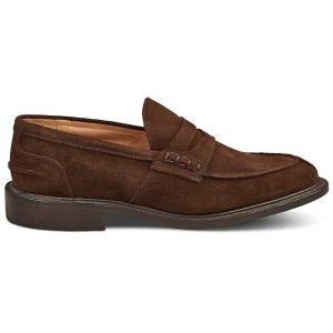 Trickers-James-chocolate-suede-side